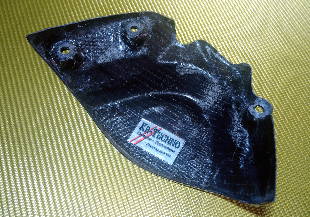 carbon chain sprocket cover inside