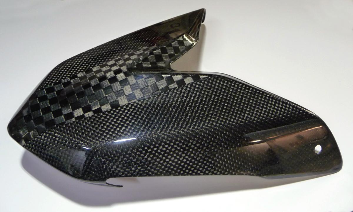 Seat Cowl Carbon