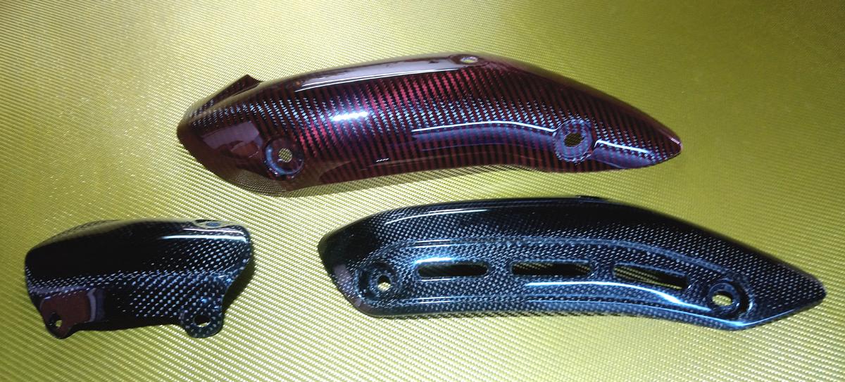 ducati-kit-exhaust-Red Aramide/Carbon