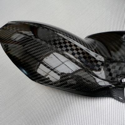 lèche roue carbone triumph Speed 1050 2011