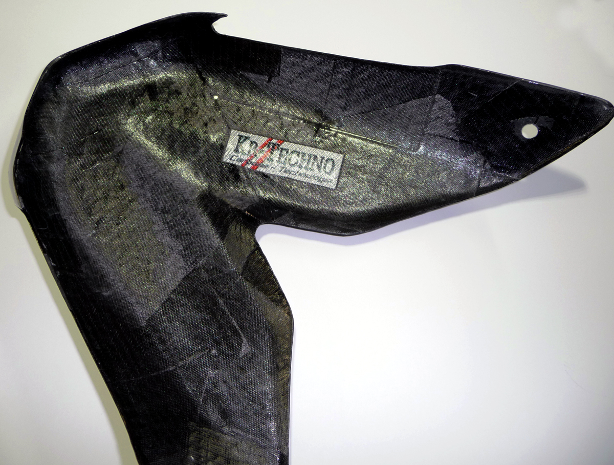 "Seat Cowl Carbon ""Racing"""