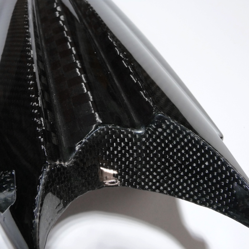 Street 675 lèche roue bi-carbon-detail