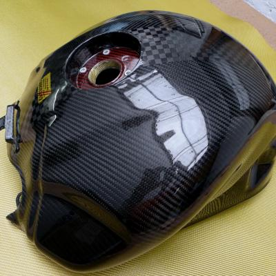 Fuel tank carbon 0
